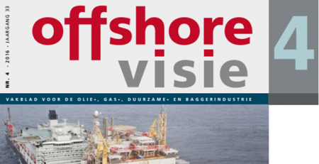Night Fit article Offshore Visie Magazine